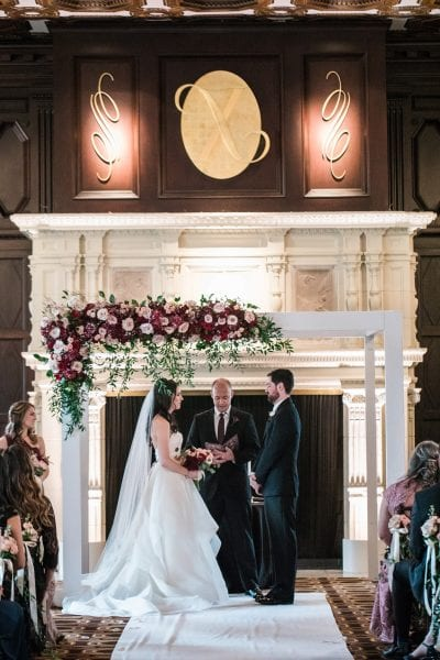Wish Wedding - Cassie & Doug - Julia Morgan Ballroom