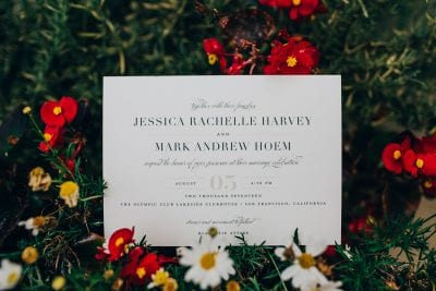Wish Wedding - Jessica & Mark - The Olympic Club